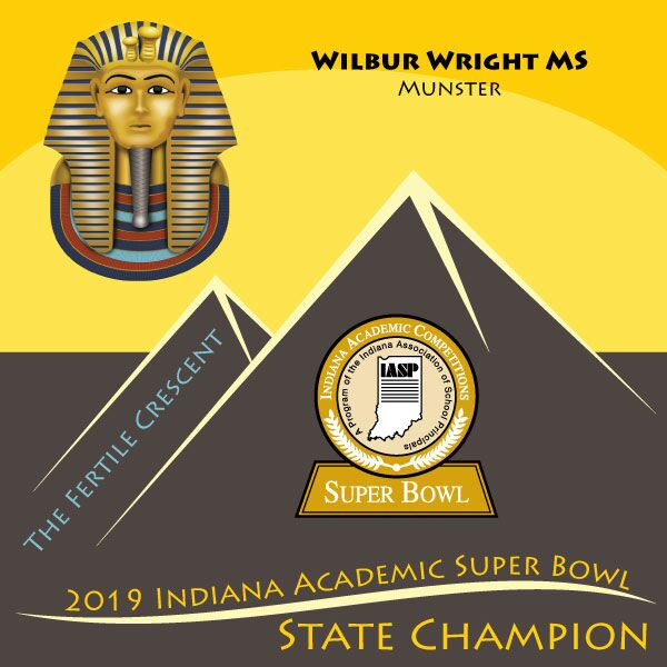 2019 Academic Super Bowl State Champion